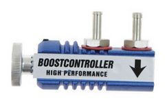 Zawór manual boost controller